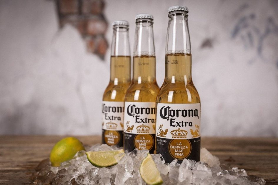 Corona birra