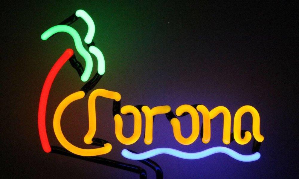 Neon corona