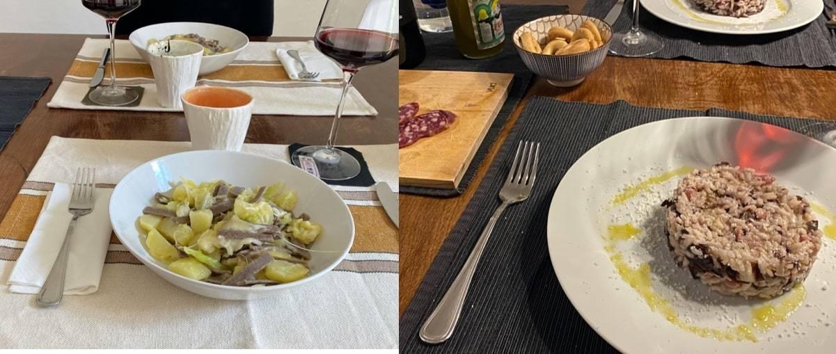 Domenica a tavola
