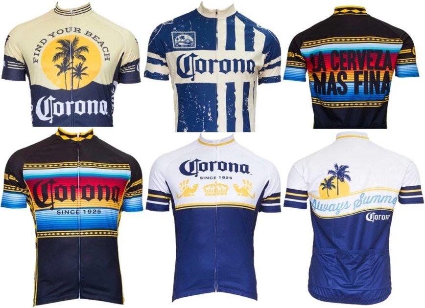 Corona ciclismo