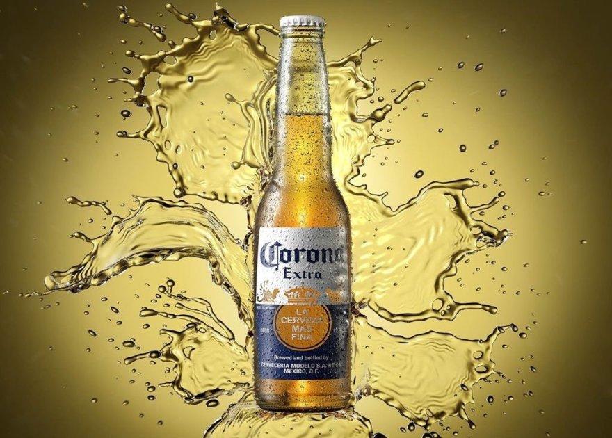 Corona splash