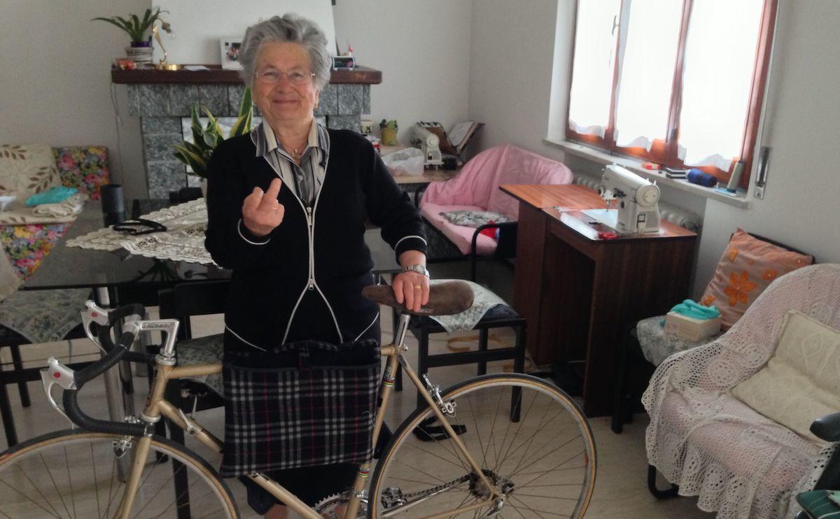 Nonna punk