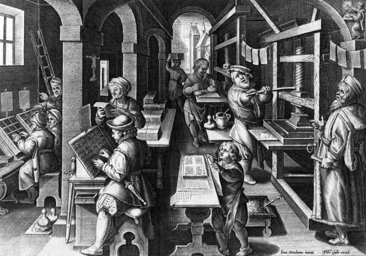 Gutenberg primo rilascio