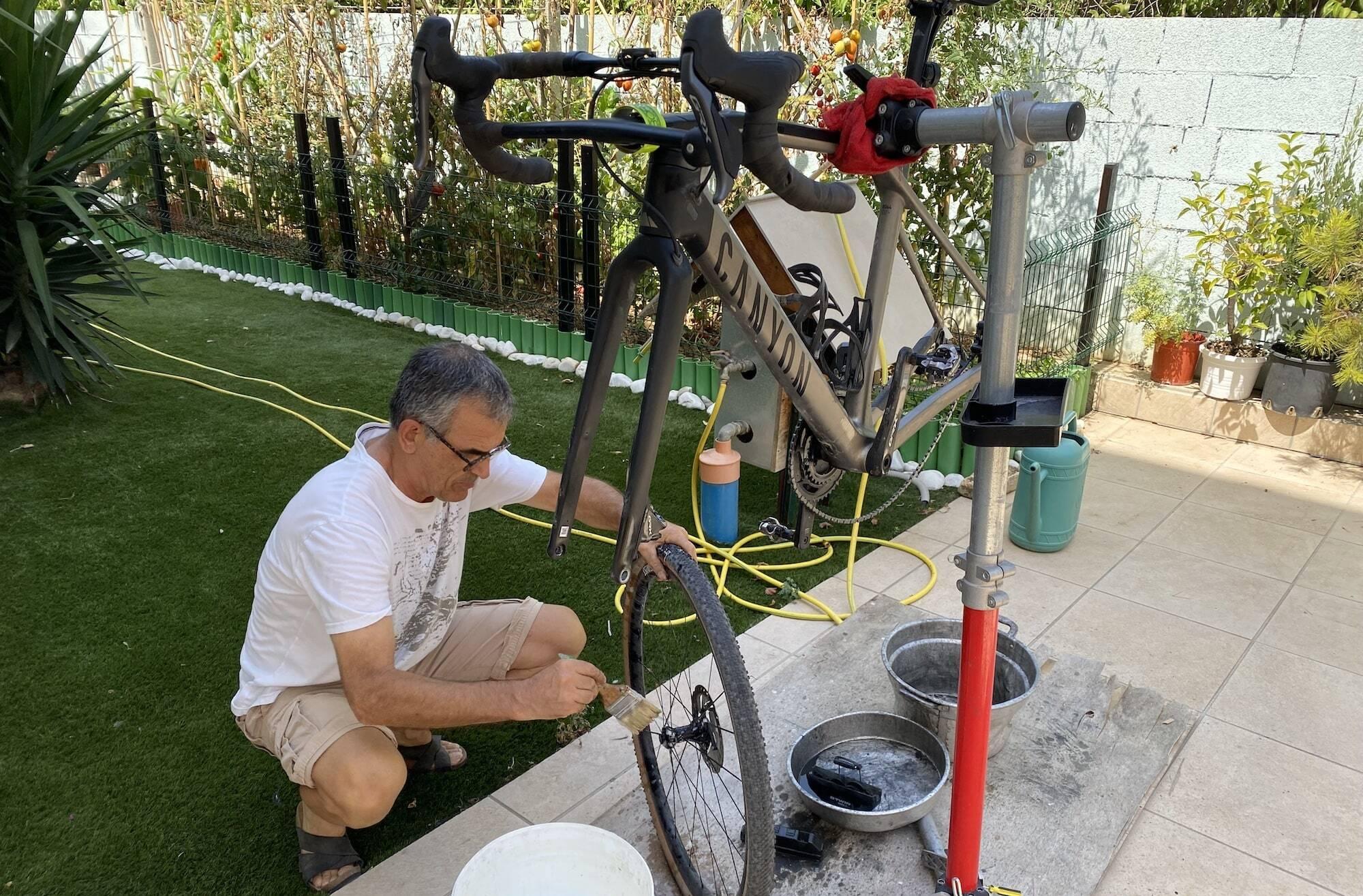 Ciclismo e pensione binomio perfetto